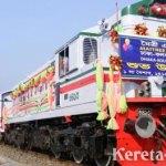 Kereta Api Buatan INKA yang Diekspor ke Luar Negeri