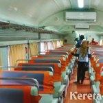 KAI Launching Kereta Bisnis KA Singosari Ekspres Rute Surabaya-Malang