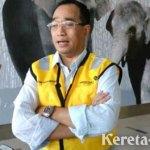 KAI Bangun Jalur Kereta Listrik di Bandara Internasional Kulonprogo