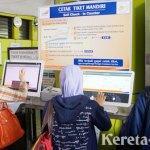 Tren Pemesanan Tiket Kereta Api Online Meningkat Tiap Tahun