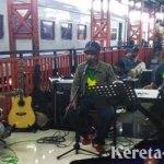 Stasiun Kota Baru Malang Kini Suguhkan Hiburan Musik Gratis