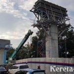 Investasi Rp388 Miliar, LRT Palembang Dikirim Maret 2018