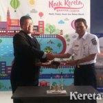Sambut Mudik Lebaran, KAI DAOP 8 Surabaya Siapkan 44 Ribu Kursi/Hari