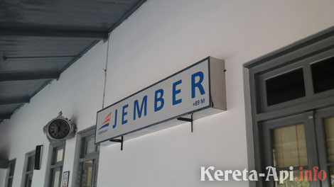 Stasiun Jember - ikon-transport.biz