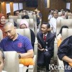 Tinggi Peminat, KA Wisata Priority Bakal Buka Rute Jakarta-Surabaya via Semarang