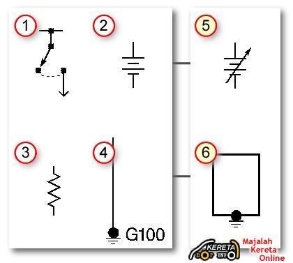 AUTO / CAR WIRING DIAGRAM \u2013 BASIC CIRCUIT FOR INSTALLATION \u2013 RELAY