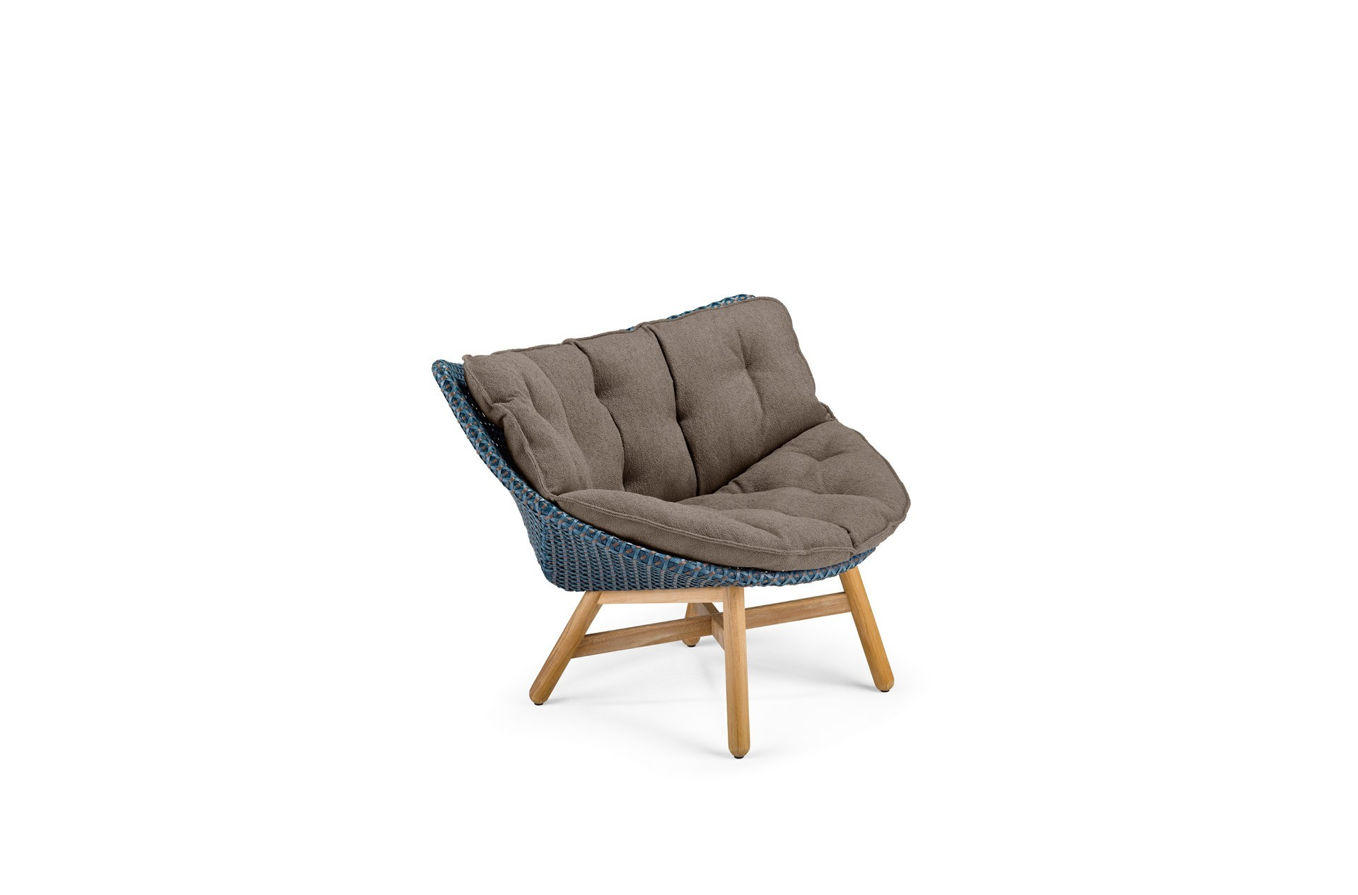 Dedon Mbrace Dedon Mbrace Loungechair Atlantic