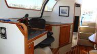 55' Cruising sled navigation area