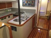 55' Cruising sled galley