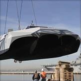 "80' M-Ship ""Stiletto"""