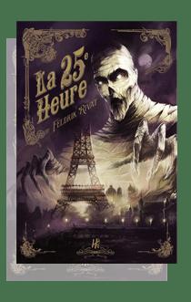 couverture de La 25e Heure