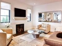 Living Room Design Gallery & Portfolio : Kerr Construction