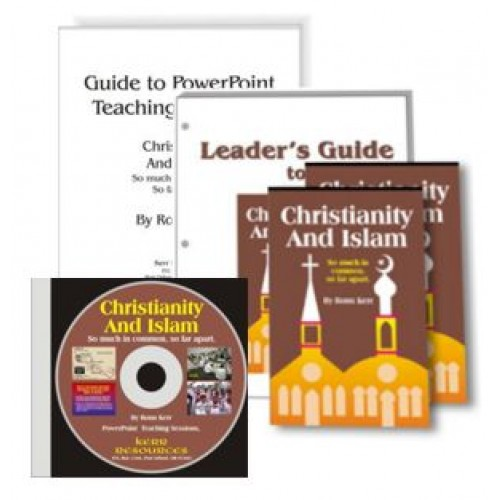 Christianity and Islam SAMPLE PACKET with STUDENT BOOKS, LEADER\u0027S - powerpoint books