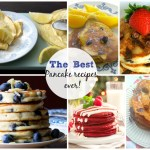 Best Pancake Recipe Round-Up