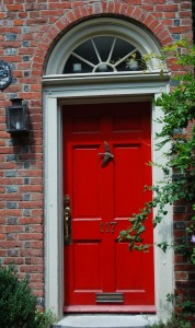 What colour should i paint my front door kerry cooks - Front door color meanings ...