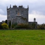 Kilcolgan Castle  photo by Cliff Hackel