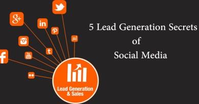 5 Lead Generation Secrets of Social Media You Never Knew