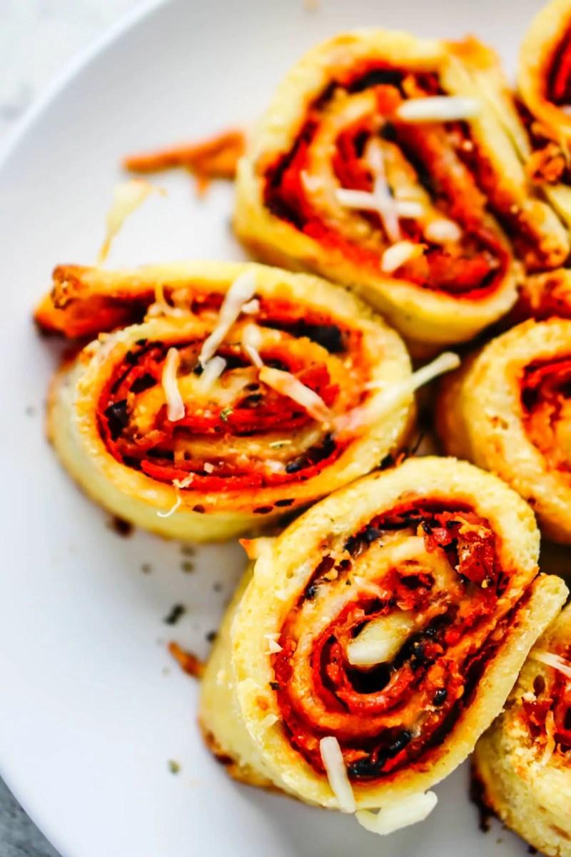 Fathead Pizza Rolls [Recipe] - Low Carb & Gluten-Free