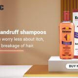 color-safe dandruff shampoo
