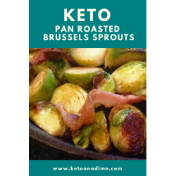 Small Crop Of Brussel Sprouts Keto