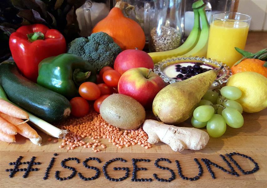 #issgesund: Blog-Aktion und Wettbewerb gesunde Ernährung