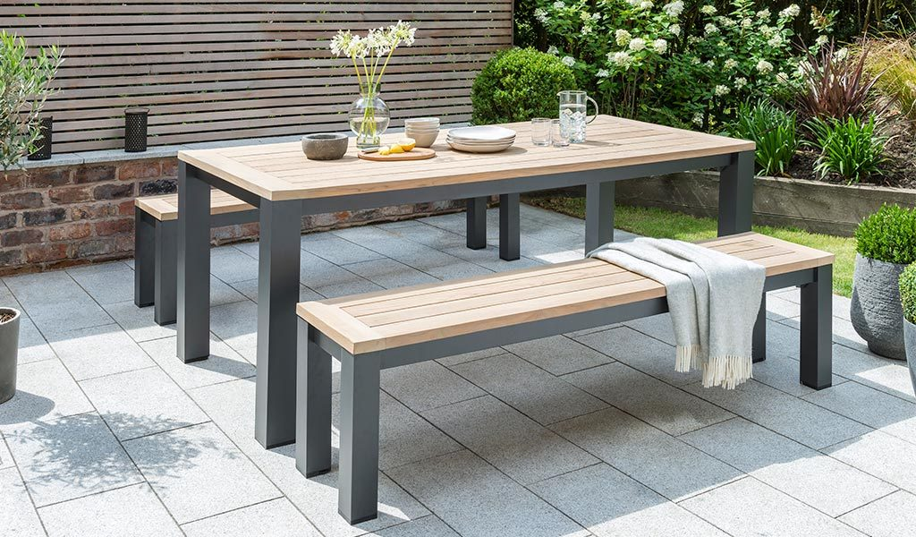 Kettler Elba Elba Bench - Garden Furniture | Kettler Official Site