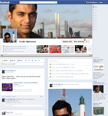 Facebook Timeline rewrites Social Networking Opinion Digital