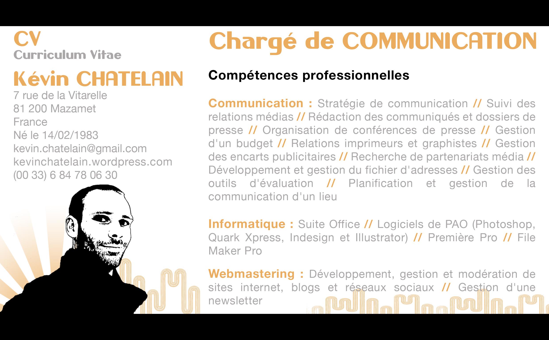 pao competence cv