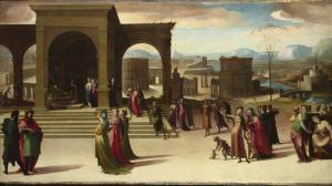 La arquitectura en los maestros del XIV, el XV y el XVI compuso un universo paralelo de influjos clásicos/ Photo Credits: National Gallery