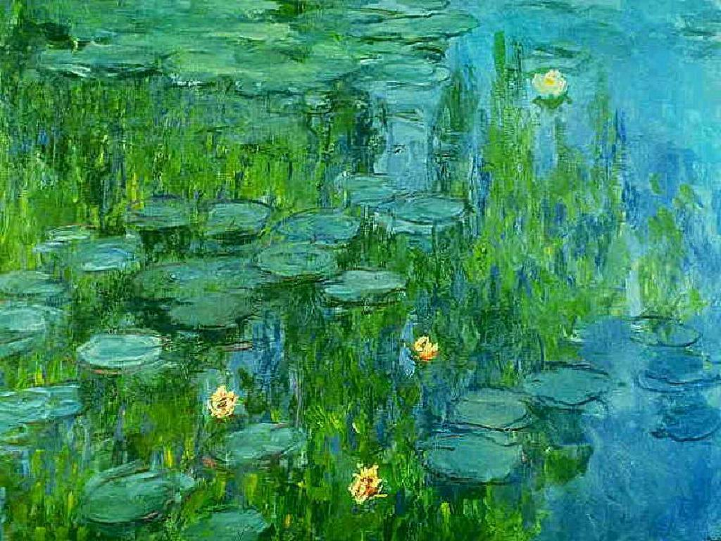 Cuadros De Nenufares Claude Monet Archives The Living Culture Magazine