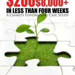 How We Turned a $200 Donation Into $8,000+ in Less Than Four Weeks; Kevin Katzenberg