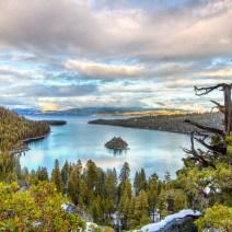 Emerald Bay,Lake Tahoe