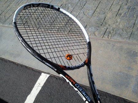 Wozniacki Blacked Out Racket