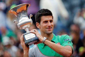 Novak Djokovic (photo: G. Sposito)