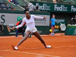 Venus Williams  (© FFT)