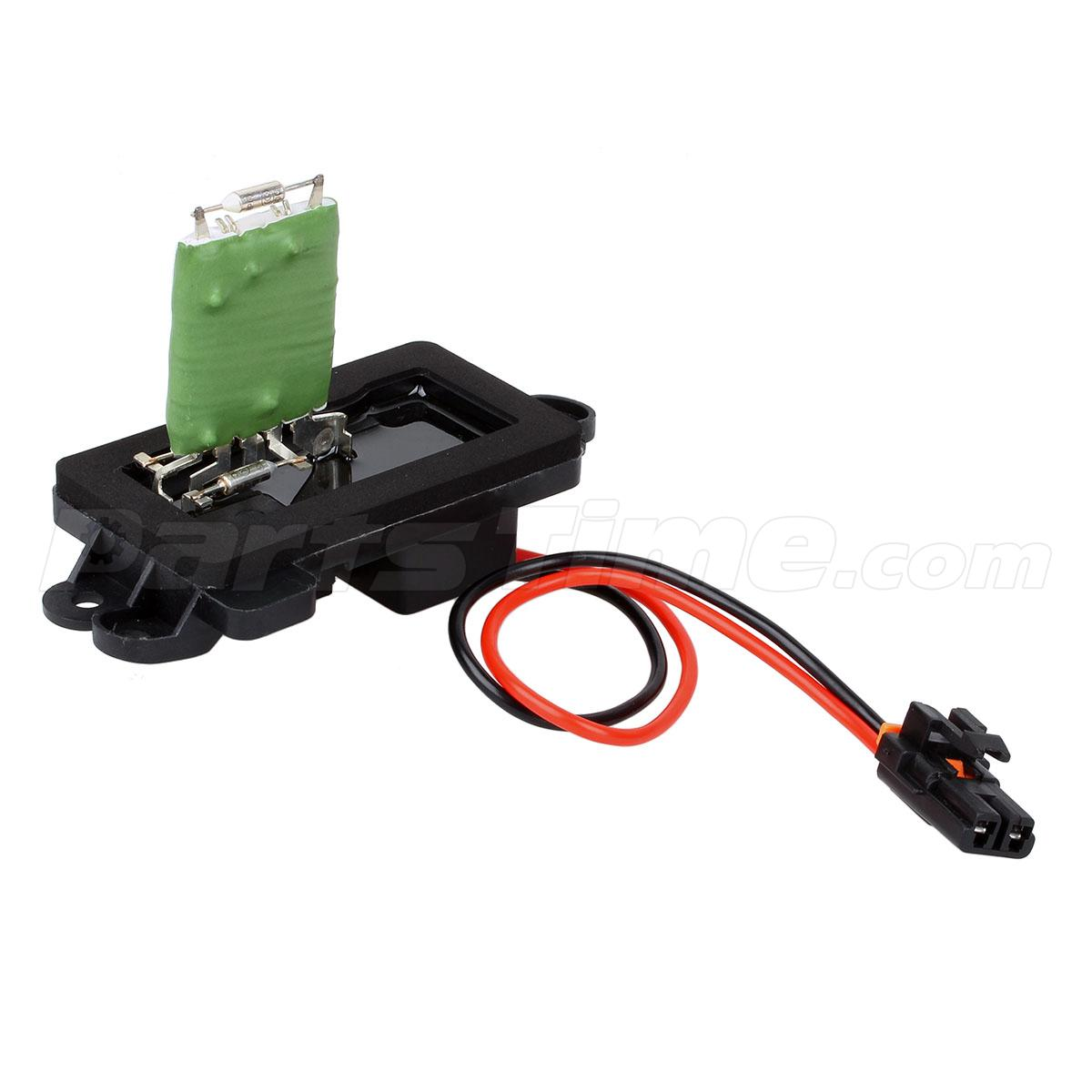 Hvac Heater Blower Motor Resistor For 02 05 Chevrolet