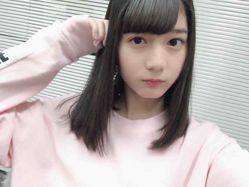 2017.12.21 けやき坂46 2期生『緑の景色 小坂菜緒』