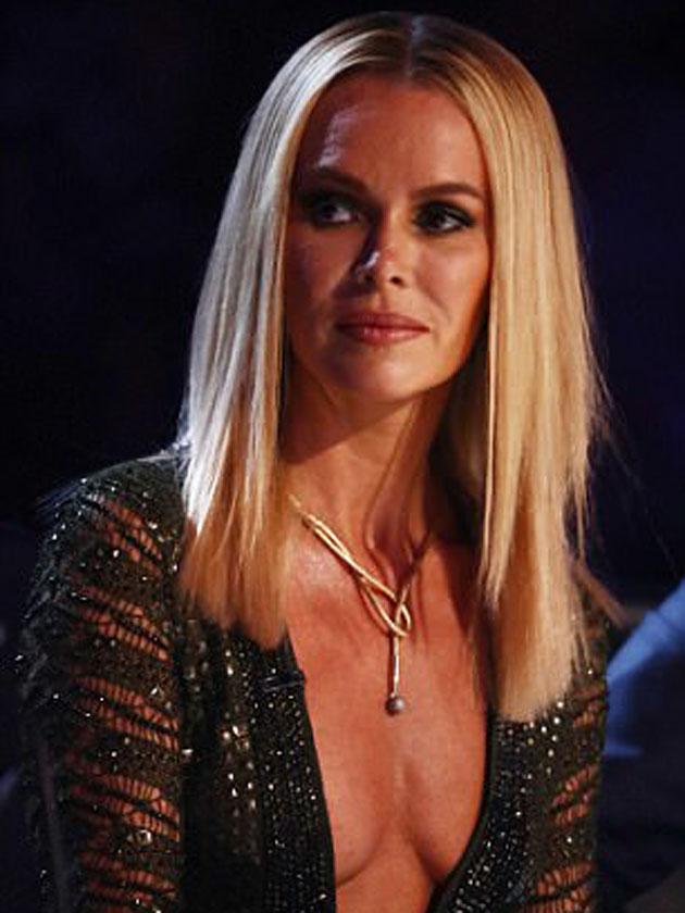 Saying Wallpaper Hd Amanda Holden Slammed For Very Low Cut Dress On Britain S