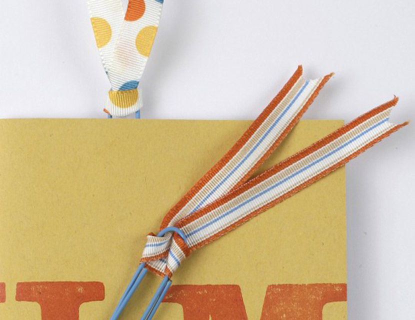 How To Make Paperclip bookmarks