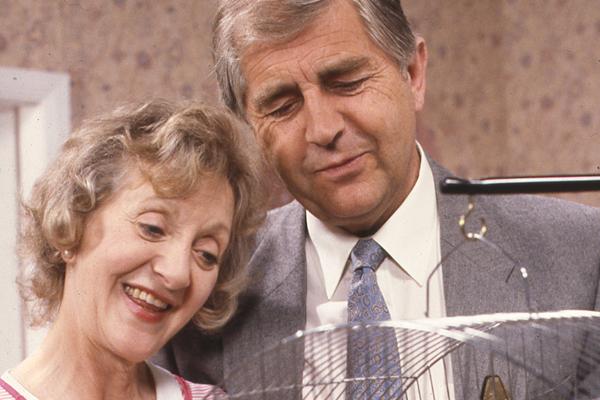 Derek and Mavis Wilton