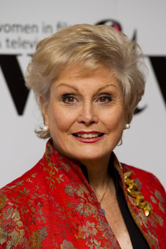 Angela Rippon \u0027The over-60s can achieve anything\u0027 News TV News - jason rippon