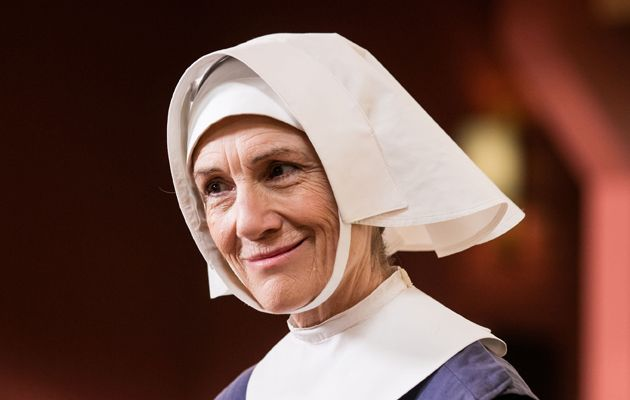 Call the Midwife Sister Ursula