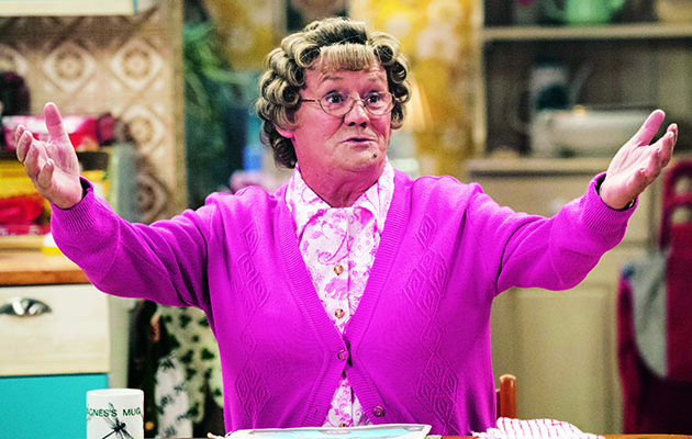 Our Mammy is inviting us round for a Saturday-night knees-up in a brand-new entertainment show, complete with celebrity guests, musical performances and some surprise stunts – all hosted in Mrs Brown's very own home.