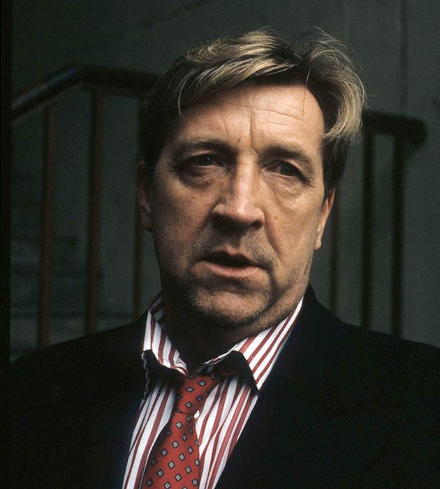 Prime Suspect, Frank Laslett