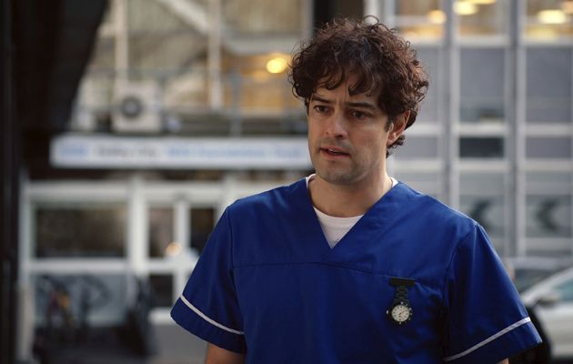 Lee Mead as Lofty Chiltern in Holby