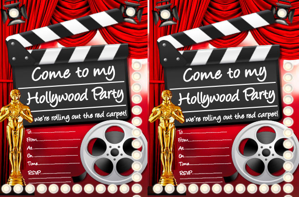 FREE printable children\u0027s birthday party invitations