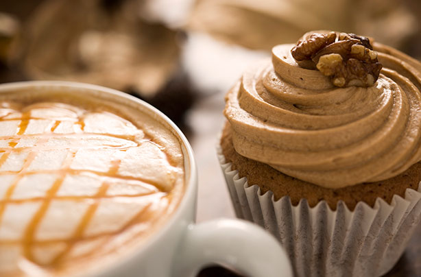 Sweet Baby Girl Wallpaper Hd Coffee And Walnut Cupcakes Baking Recipes Goodtoknow