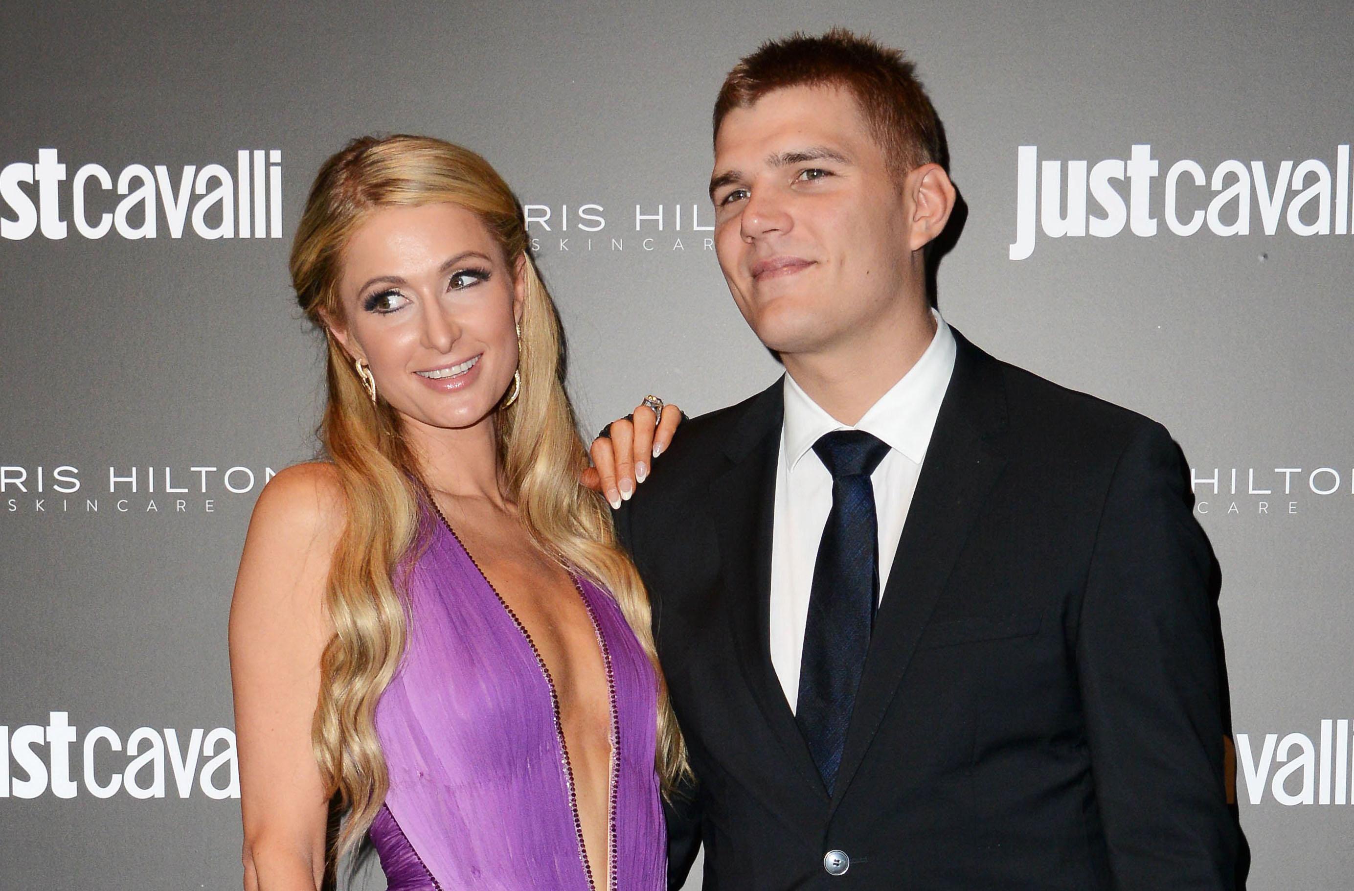 Paris Hilton And Fiance Chris Zylka 39split39 Eleven Months