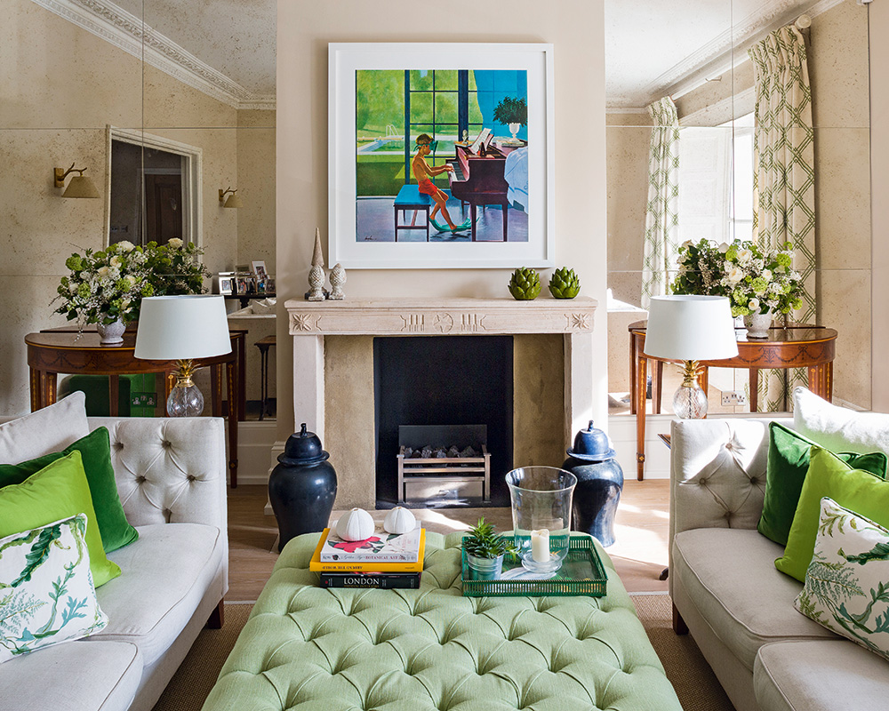 Sofas And Stuff Haresfield A Happy Family Home In London Homes Gardens