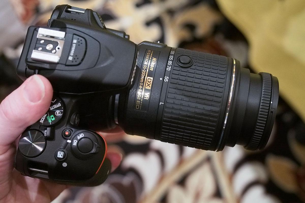 Fullsize Of Nikon D5300 Vs D5500